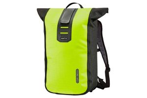 Ortlieb Velocity High Visibility Backpack - Neon Yellow/Black