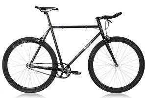 Quella Nero Black Single Speed Bicycle
