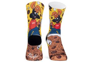Pacifico Cereal Edition Socks - Choco