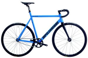 Polo and Bike Williamsburg New Gen Track Bike - Blue