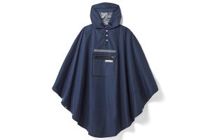 The Peoples Poncho 3.0 - Navy
