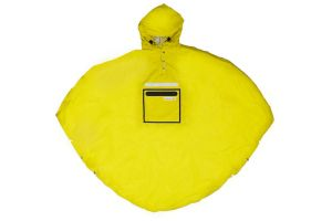 The Peoples Poncho 3.0 - Yellow