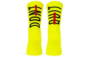 Pacifico Don't Quit Socks - Neon
