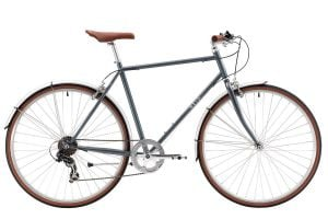 Reid Roller Classic City Bicycle - Charcoal