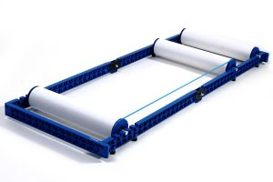 Rollers RooDol Track Blue