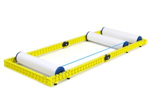 Rollers RooDol Track Yellow