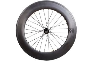 Notorious 90 Rear Track Wheel - Carbon