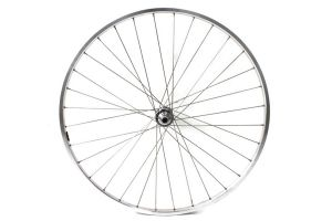 H+Son TB 14 Front Fixie Wheel - Silver