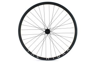 H+Son The Hydra Front Wheel - Black