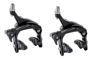 Miche Performance Brake Caliper Set - Black
