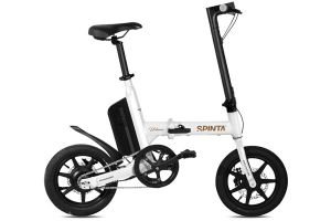 Spinta Urbano14 Electric Folding Bicycle