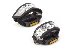 Cinelli Mike Giant Pedal Straps - Black