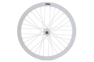 H+Son Formation Face Rear Fixie Wheel - White