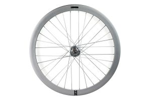 H+Son Formation Face Rear Fixie Wheel - Silver