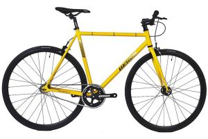 Unknown SC-1 Single Speed Bicycle - Yellow