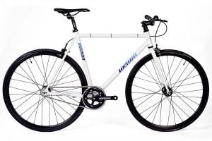 Unknown SC-1 Single Speed Bicycle - White