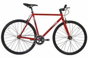 Unknown SC-1 Single Speed Bicycle - Red