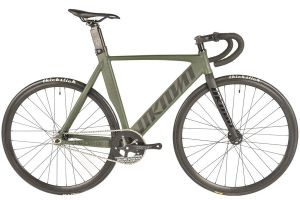 Unknown Singularity Single Speed Bicycle - Army Green