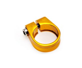 Seat Clamp 28.6 - Gold