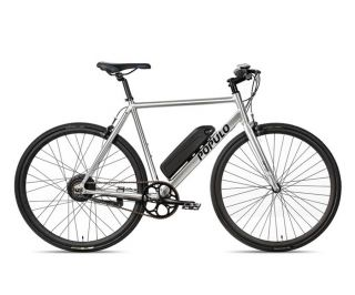 Populo Sport Electric Bicycle - Polished