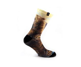 Pacifico Grizzly Socks