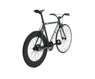 Fixie and Single Speed Create New Edition - CRARMY/WHT