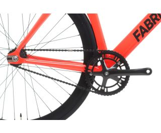 FabricBike Air3K Track Bicycle - Light Red