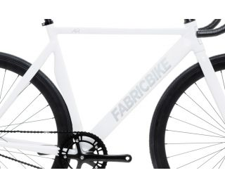 FabricBike Air+ Track Bicycle - White