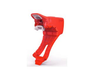 ORP Bicycle Horn & Light - Red