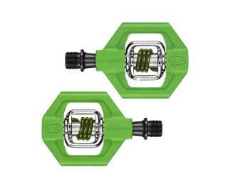 Crank Brothers Candy 1 Pedals - Green