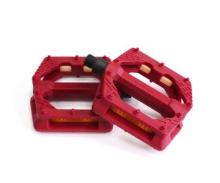 Wellgo B223 Pedals - Red