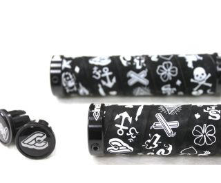 Cinelli Mike Giant Grips - Black