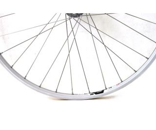 Mach1 RJ Project Front Fixie Wheel - Silver