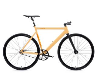 State Premium Black Label V2 Peach Fixed Bicycle