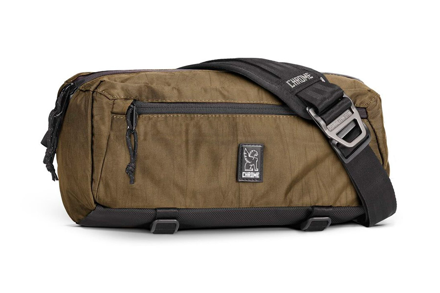 Chrome Industries Mini Kadet Messenger Bag Olive