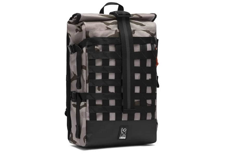 Chrome Industries Barrage Cargo Backpack - Desert Camo