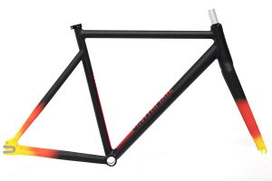 Santafixie Raval Frameset - Black Sunset