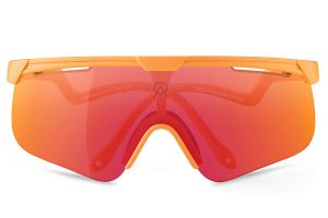 Glasses Alba Optics Delta Fir - VZUM ML Lava