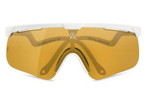 Glasses Alba Optics Delta White - VZUM Fly