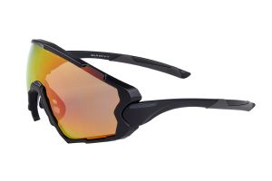 Sunglasses Eltin Full Oversize Black/Red