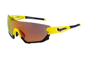 Sunglasses Eltin Oversize Yellow/Black