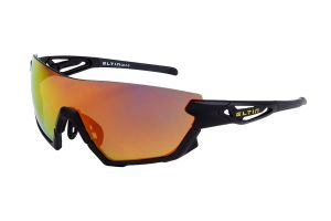 Sunglasses Eltin Oversize Black/Yellow