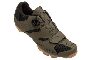 Giro Cylinder II Cyclist Shoes - Green