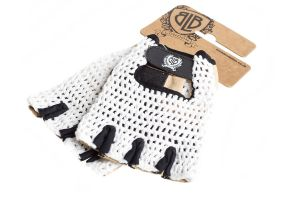 BLB Gloves - White