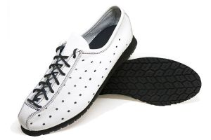 Ribó Strade Bianche Cycling Shoes - White