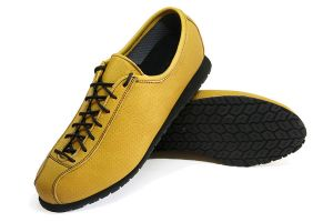 Ribó Tour Cycling Shoes - Mustard