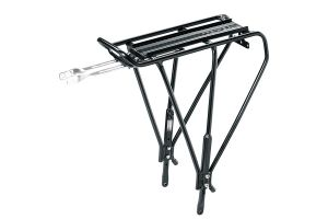 Topeak Uni Explorer Adjustable Non-Disc Rear Rack - Black