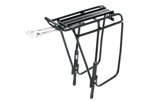 Topeak Uni Super Tourist DX Adjustable Non-Disc Rear Rack - Black