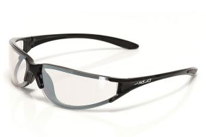 Sunglasses XLC SG-C04 La Gomera Shiny Black Clear Lenses