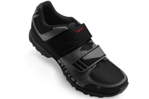 Giro Berm Cyclist Shoes - Black